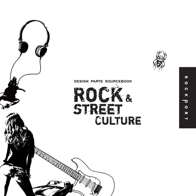 Rock design parts cover
