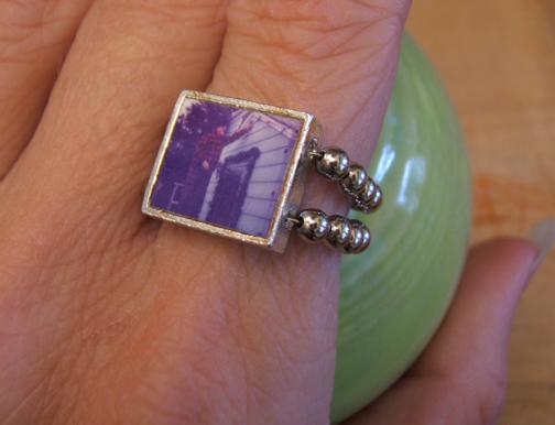 Photo ring stefanie Girard
