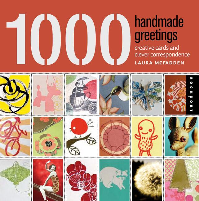 1000 handmade greetings cover