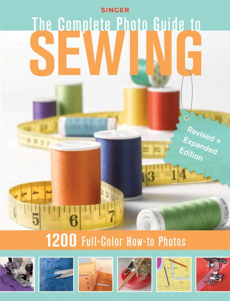 Complete photo sewing cover
