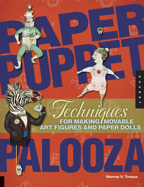 Paper puppet palooza cover