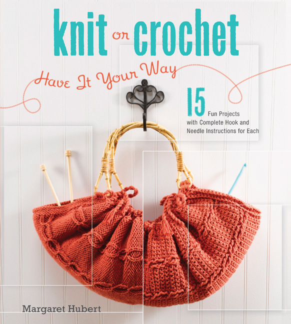 Knit or crochet cover