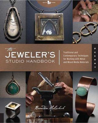 Jeweler's handbook cover