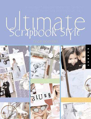 Ultimate scrapbook cover