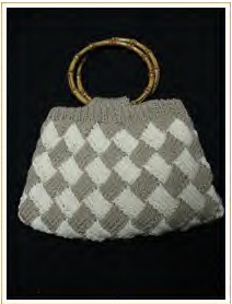 Knit purse margaret hubert