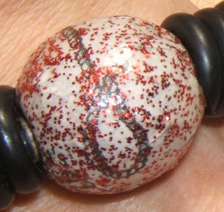 Noose bead stefanie Girard