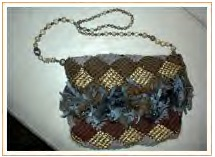 Crochet purse margaret hubert