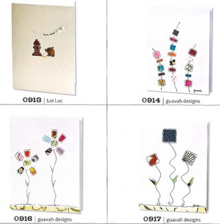 1000 greeting cards page