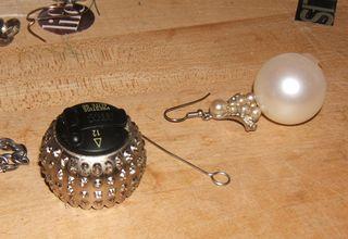 Type ball and earring girard