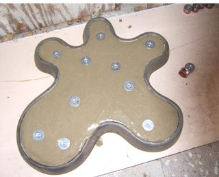 How to cast stepping stones
