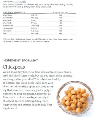 Roasting chickpeas