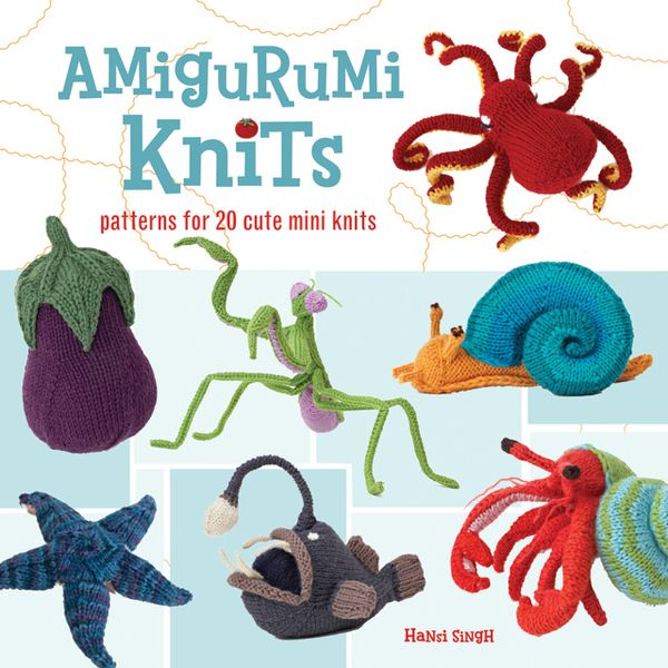 Free Amigurumi Knitting Patterns | KnittingHelp.com | 600x600