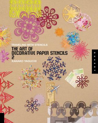 Decorative paper stencils 2 cover