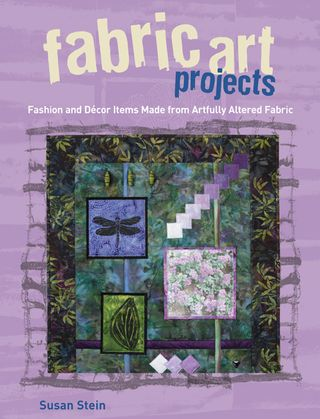 FABRIC ART PROJECTS COVER