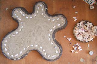 Mosaics with shells