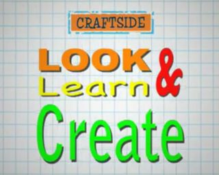 Look Learn and create video