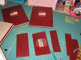 Flag cuffs how to cut
