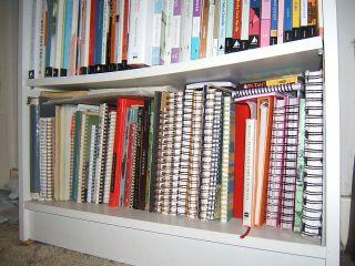 Stefanie Girard sketchbooks