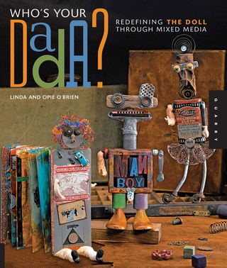 Who's your dada doll making cover