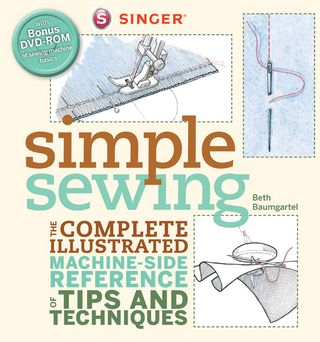 How to sew singer