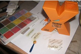 Xyron sticker maker how to