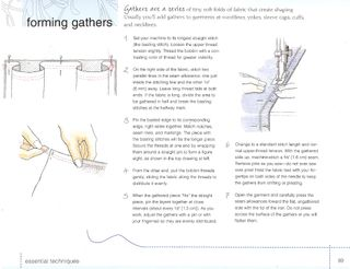 How to make a ruffle gather