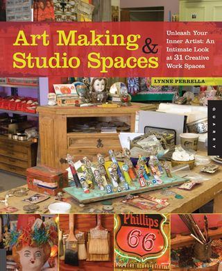 Art making studio spaces