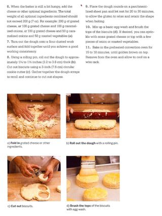 Gourmet biscuit recipe how to