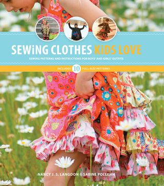 How to sew kids cloths