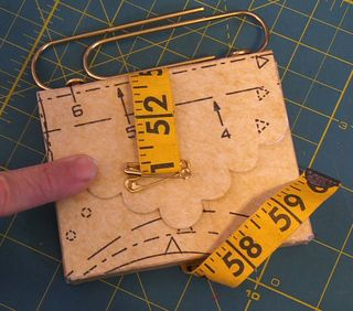 How to make a safety pin buckle