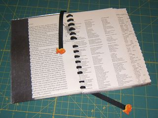 How to make a recycled book from box