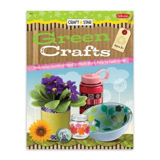 Green crafts for kids