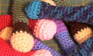 Mystery crochet stefanie Girard