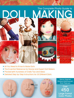 How to make dolls from all sorts of 