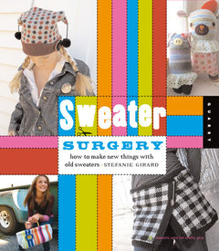 Sweater sugery book cover