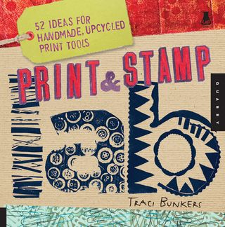 How to make stamps from recycled  things