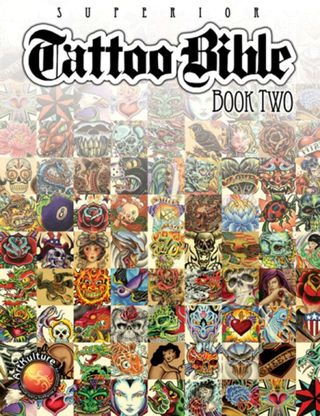 Tattoo bible book 2