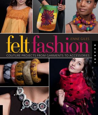 How to make felt fashion accessories