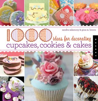 Ideas for decorating cupcakes, cakes
