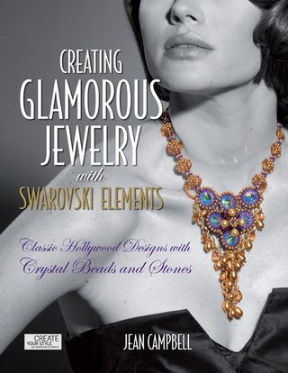 How to make glamorous swarovski jewelry