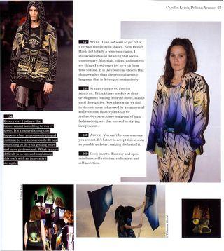 How to fashion inspiration