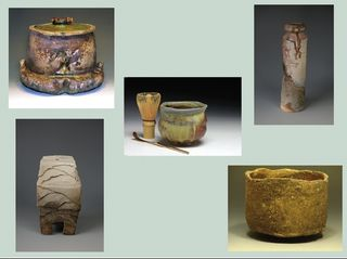 Kristin muller ceramics show