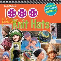 1,000 fabulous knit hats annie modesitt