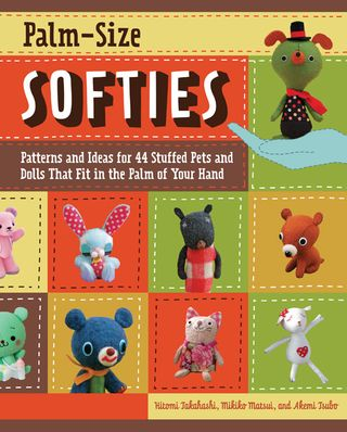 Palm-size softies plushies patterns
