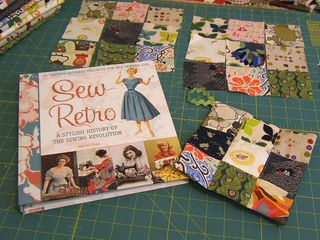How to make a 9 patch potholder