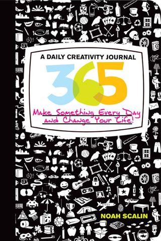 365 daily creative journal