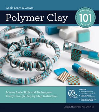 Polymer clay 101 how to use clay