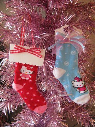 Hello Kitty socks gift stockings