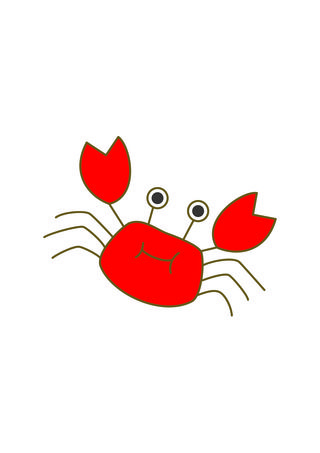 Free lobster image clip art drawing