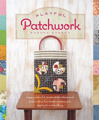 Playful patchwork quilt patterns